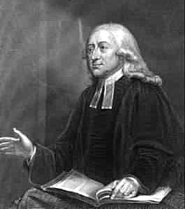 John Wesley - englischer Reformator